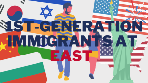 First-generation immigrants aren't immigrants themselves, but they are the children of immigrants.
