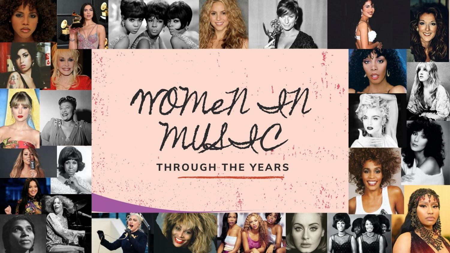 Women in Music: Women are overcoming adversity, gaining ground, and spreading positivity in the music industry