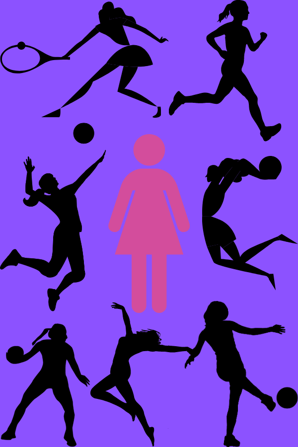 Female athletes constantly face discrimination in sports.