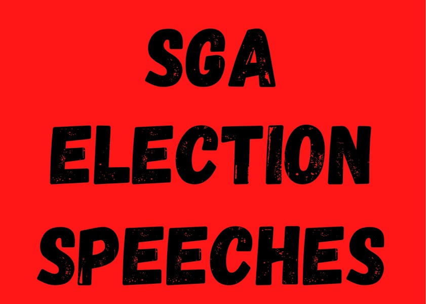 The+elected+officers+each+had+specific+ideas+that+they+outlined+in+their+speeches.+