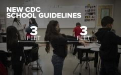 Navigation to Story: The CDC updates physical distance guidelines in K-12 schools