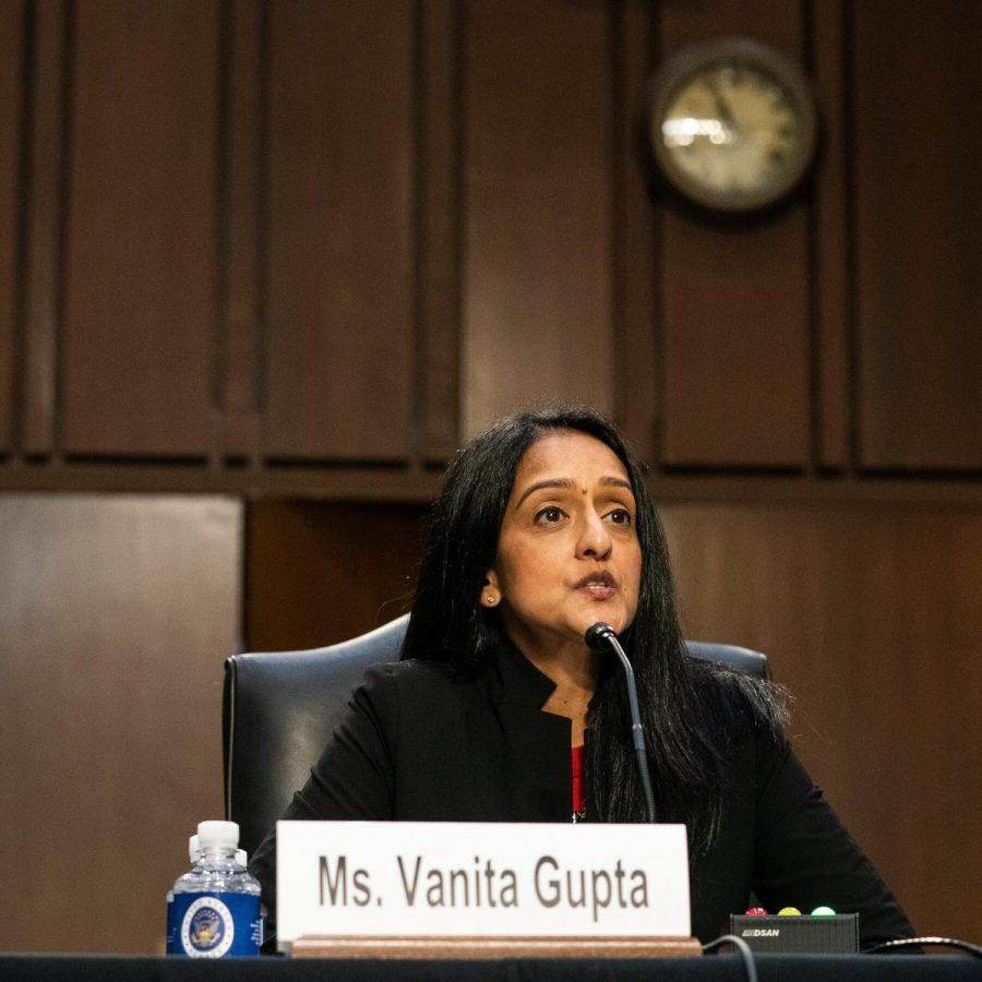 Vanita Gupta faces great opposition from Republican Senators  in the vote to grant Gupta the role as associate attorney general.