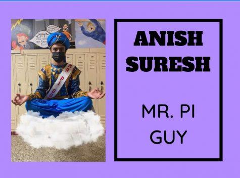 Anish Suresh (