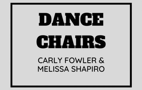 The Mr. East Dance Chairs