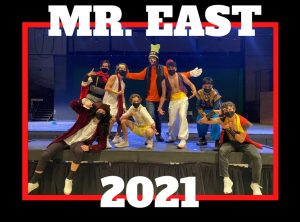 The 2021 Mr. East contestants cannot wait to show off their acts for the Mr. East competition.