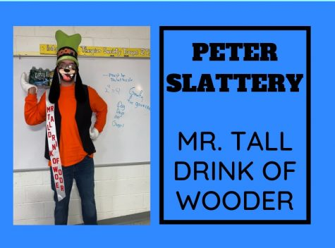 Peter Slattery has been working so hard to put together his entertaining act for the 2021 Mr. East competition .