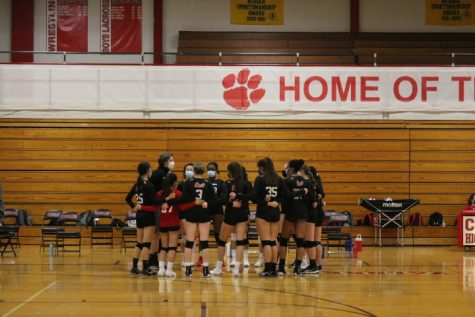 PHOTOS: East Girls Volleyball vs Southern Regional