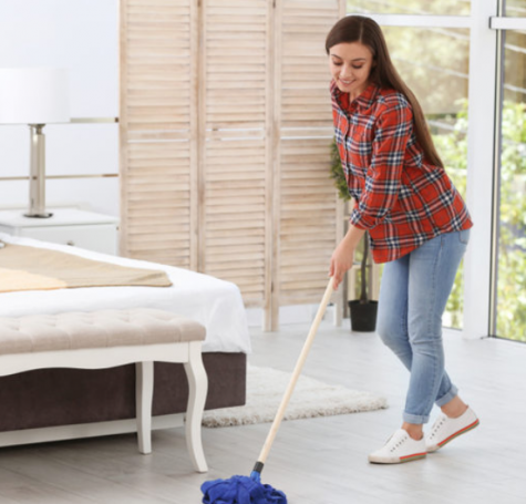 Cleaning your bedroom as well as other rooms in your home becomes a must in order to prepare for spring and to kill germs, which is crucial in times of COVID.