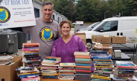 Book Smiles aims to provide books to as much children as possible.