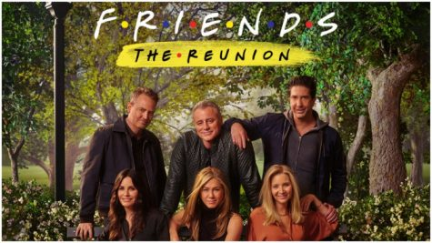 """The sitcom """"Friends"""" makes a comeback after 17 years."""
