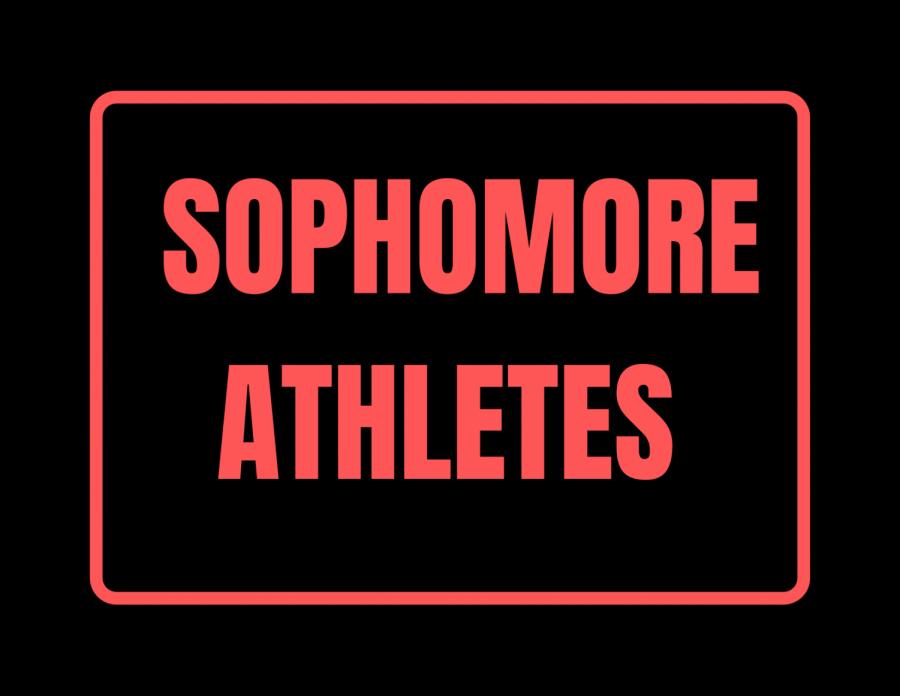 Many sophomore athletes had a very successful 2020-2021 season.