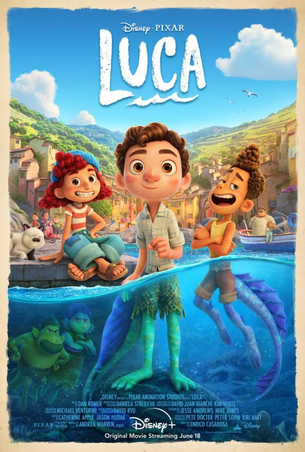 Luca was released to Disney+ on June 18, 2021.