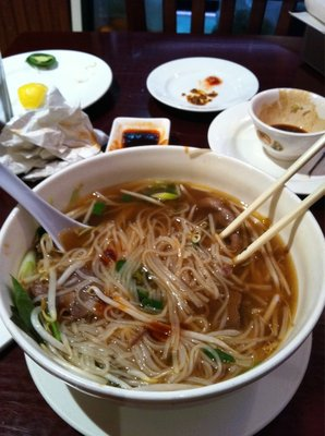 Pho with beef, courtesy of yelp.com