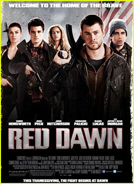 Red Dawn takes Josh Peck to new depths