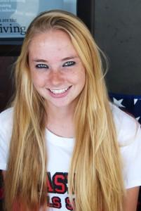 Athlete Of The Week: Dana Barth (14)