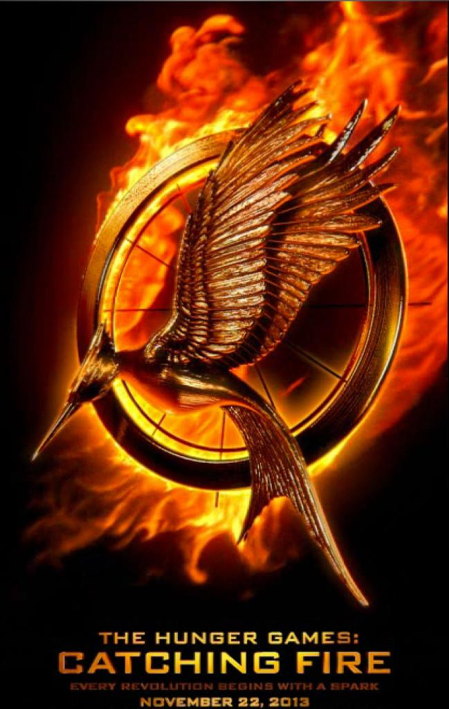 Catching Fire set to premier in theaters November 22