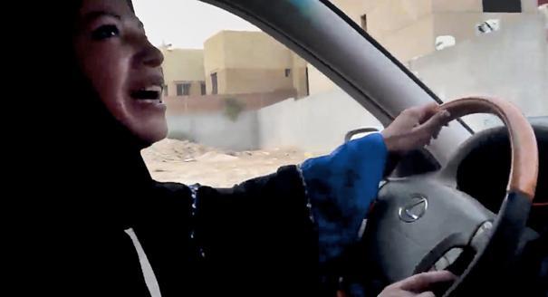 In a brazen act of civil disobedience, Saudi women take the wheel