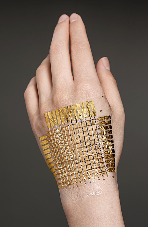 Bionic Skin is almost human