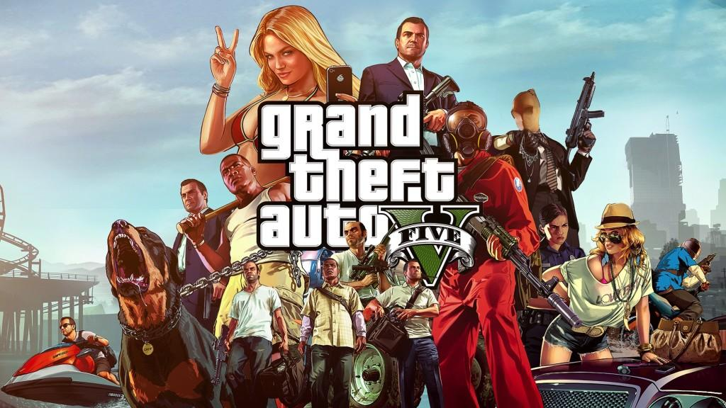 Grand Theft Auto V proves to be a success