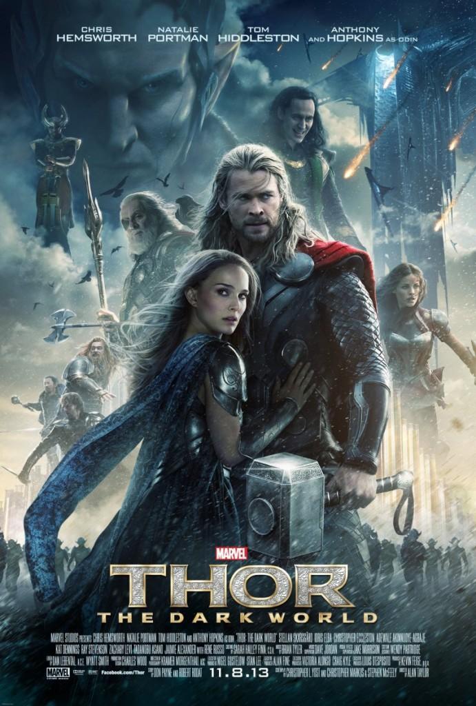 Thor: The Dark World tops its prequel