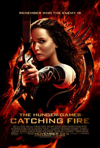 Catching Fire is as hot as fire
