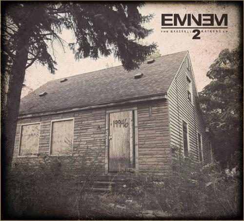 Eminem releases new album, The Marshall Mathers LP 2