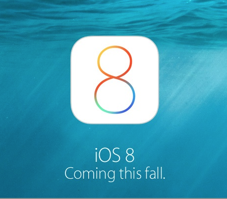 iOS 8 offers new features for the iPhone.