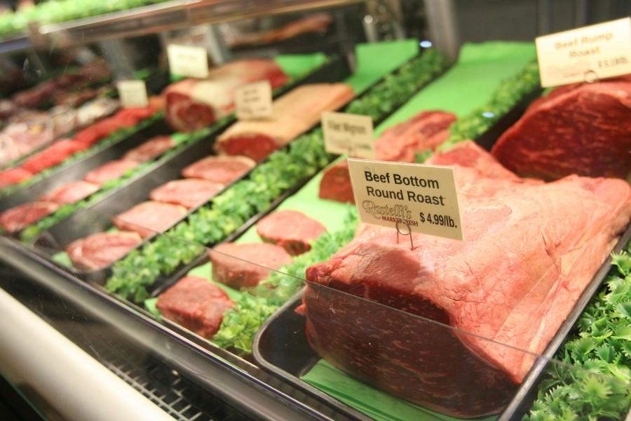 Rastelli Market Fresh offers a wide selection of quality meat to its customers.