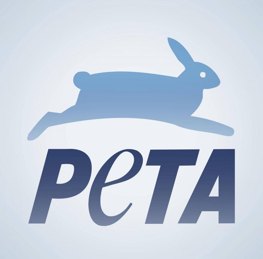 Photo courtesy of peta.org.