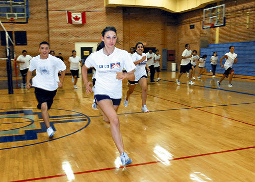 Electives should replace gym for juniors and seniors