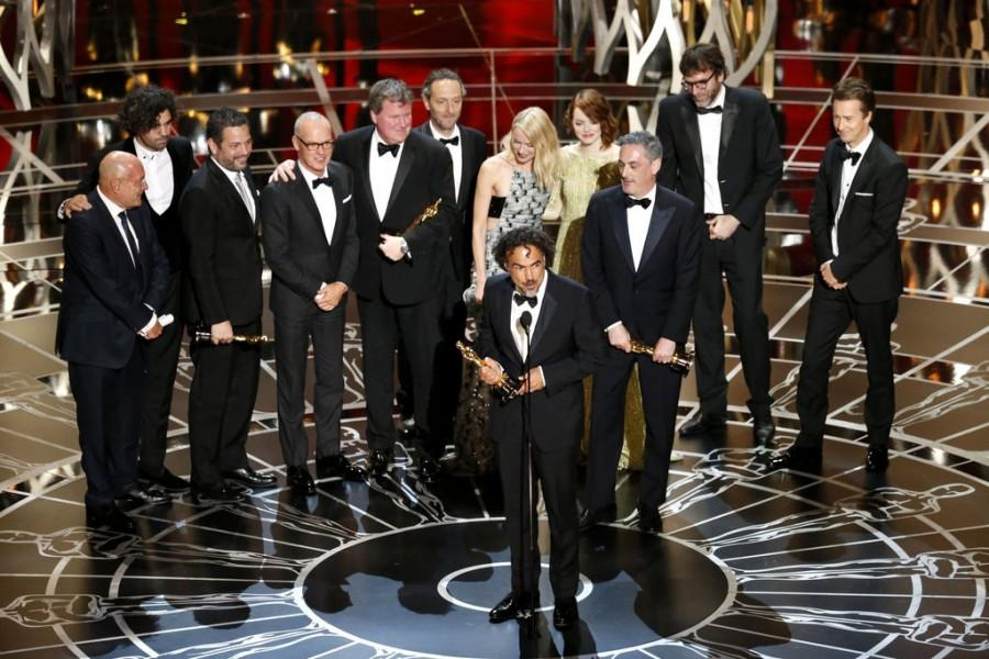 Birdman takes home Best Picture at the Oscars