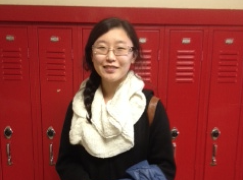 Hannah Kim (15), a dedicated member of the East music department, has been honored with acceptance into All National Chorus.