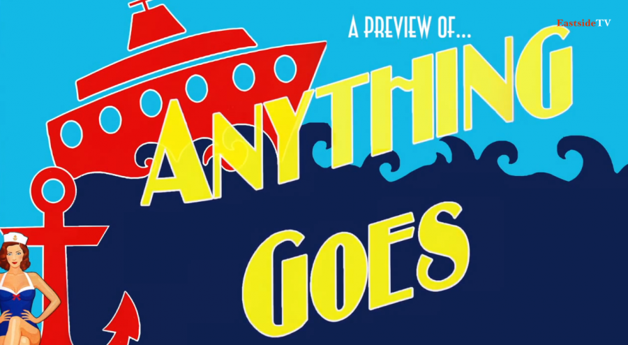 The cast of Anything Goes delivers an entertaining, heartwarming show.