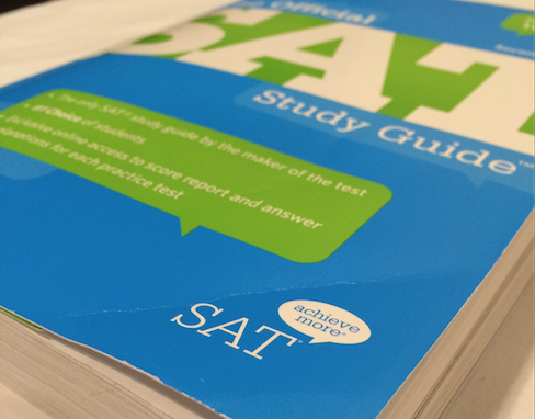 The SAT college entrance exam sparks controversy.