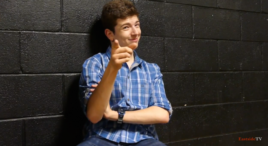 Mr. East Countdown: Mr. Happy Taps - 8 Days to go!