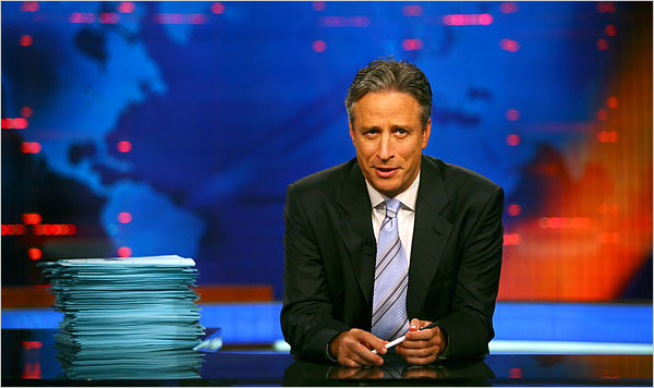 Jon Stewart announces his exit from The Daily Show