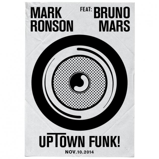 Uptown Funk displays an addicting beat