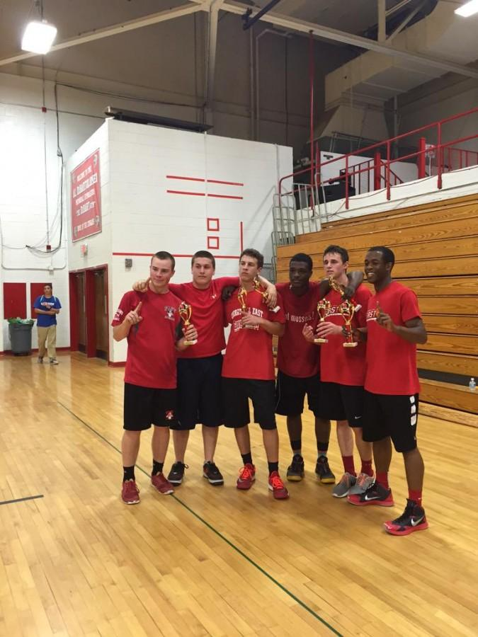 Kenny+Smith+wins+spring+dodgeball+title