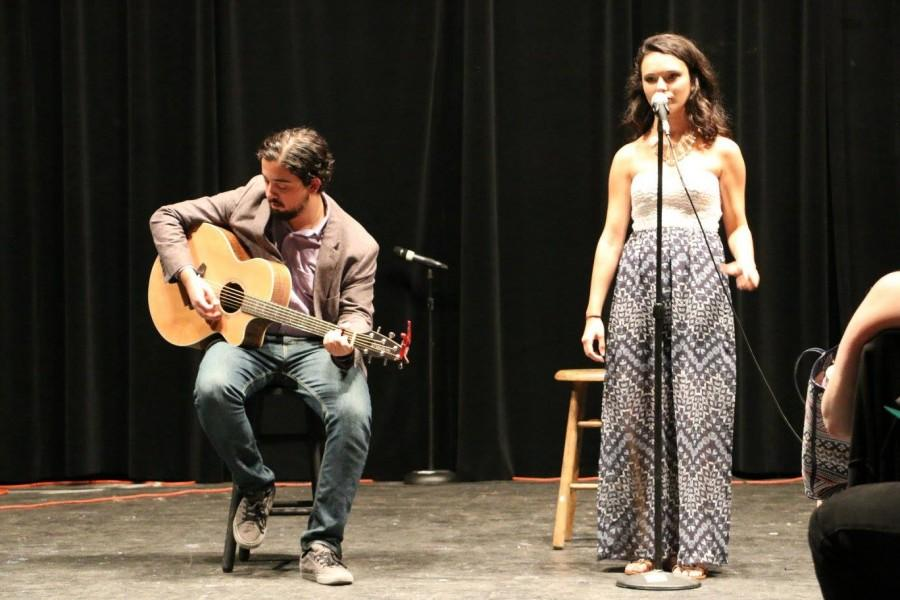 Seniors end their year with a bang at Senior Solo Night