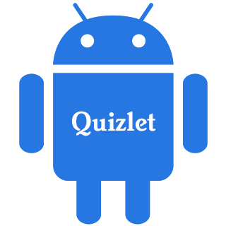 Quizlet helps students study efficiently