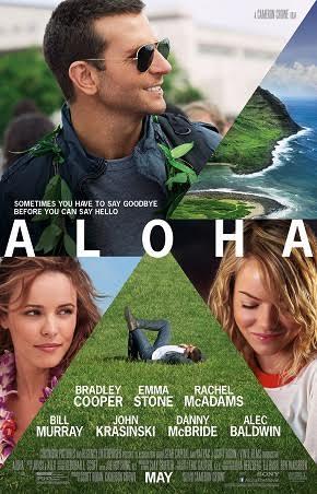 Aloha fails to impress critics