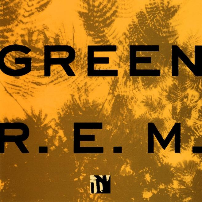 R.E.M - Green (1988)