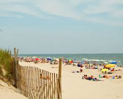 Many East students travel to the Jersey Shore during the summer.