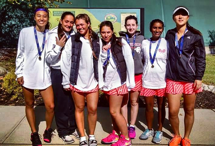 Girls Tennis takes sectional title