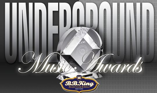 The Underground Music Awards announces winners