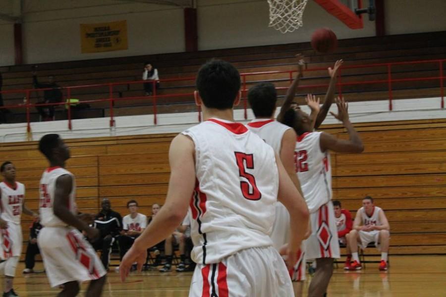 Cherry Hill East Boys Basketball defeats Lindenwold High School Boys Basketball 67-36.