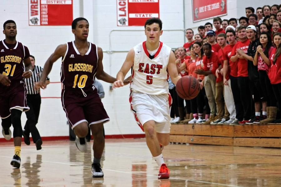 Boys basketball defeats Glassboro in home opener