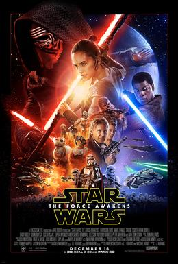 Star Wars: The Force Awakens, released on December 18, 2015, begins the third Star Wars trilogy.