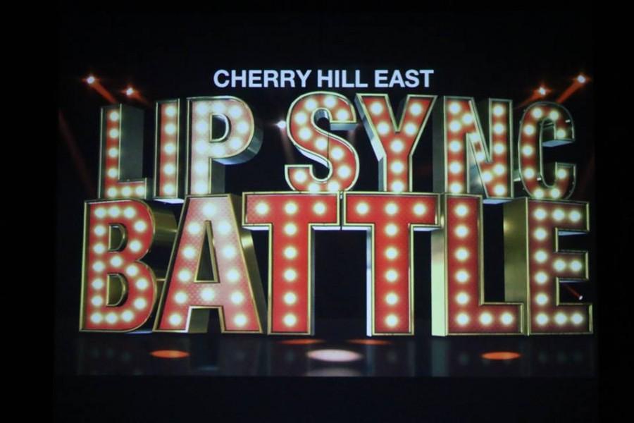 Cherry Hill East hosts a Lip Sync Battle on January 15, 2016.