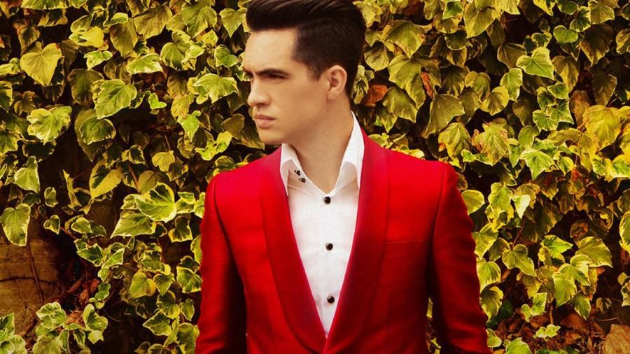 Death of a Bachelor was released on Friday, January 15th and is written about his married life with Sarah Urie.